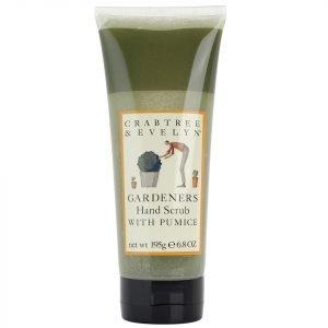 Crabtree & Evelyn Gardeners Hand Scrub With Pumice 195 G