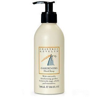 Crabtree & Evelyn Gardeners Liquid Hand Soap