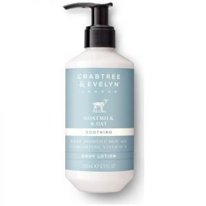 Crabtree & Evelyn Goatmilk & Oat Body Lotion 250 Ml