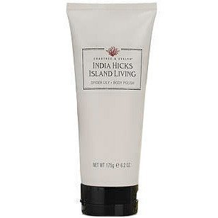 Crabtree & Evelyn India Hicks Island Living Spider Lily Body Polish
