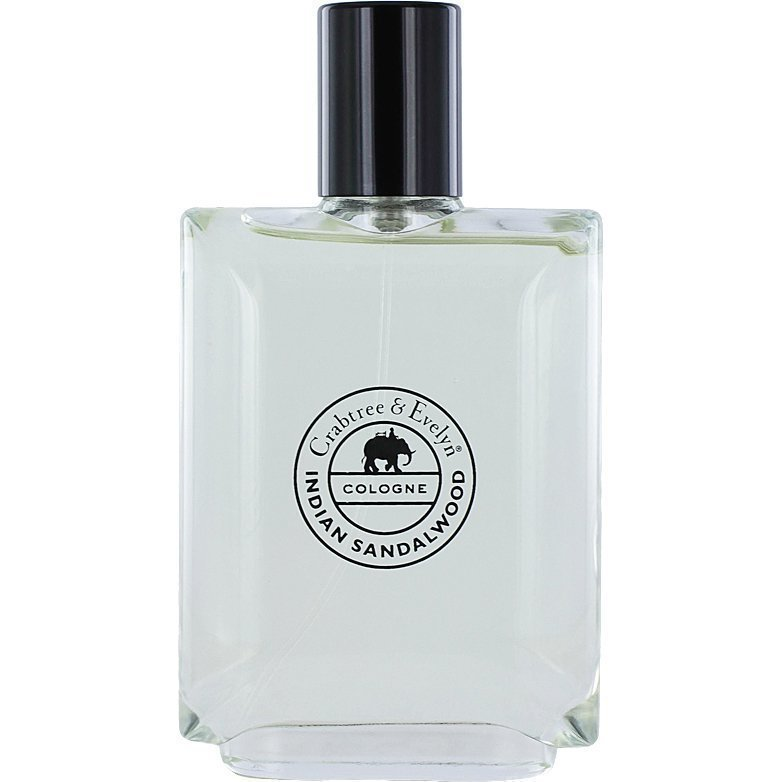 Crabtree & Evelyn Indian Sandalwood Cologne 100ml
