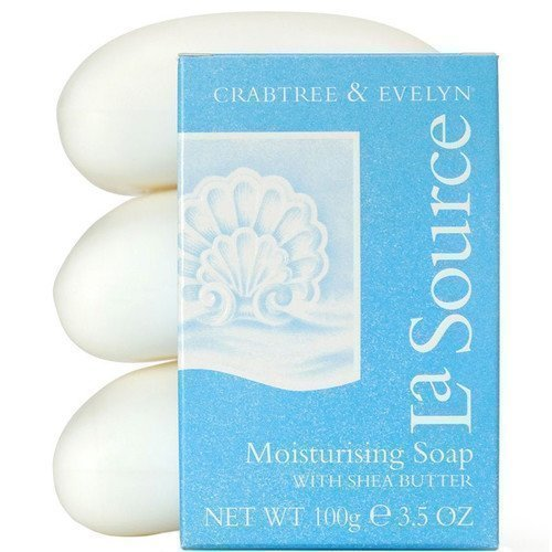 Crabtree & Evelyn La Source Triple Milled Soap