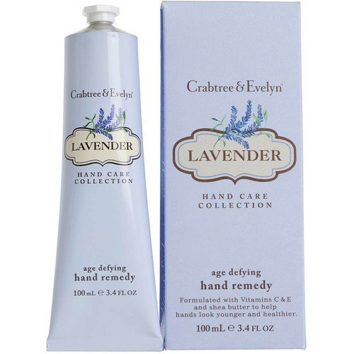 Crabtree & Evelyn Lavender Hand Therapy Age Defying Hand Remedy