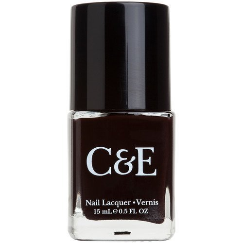 Crabtree & Evelyn Nail Lacquer Black Cherry