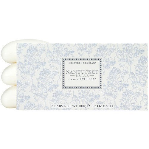 Crabtree & Evelyn Nantucket Briar Scented Bath Soap