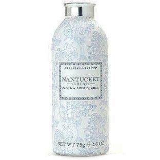 Crabtree & Evelyn Nantucket Briar Talc-Free Body Powder