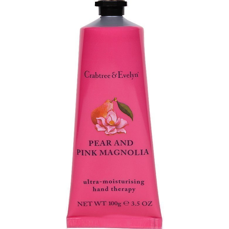 Crabtree & Evelyn Pear & Pink Magnolia Hand Therapy 100g