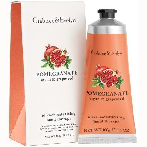 Crabtree & Evelyn Pomegranate Argan & Grapeseed Hand Therapy 250 g