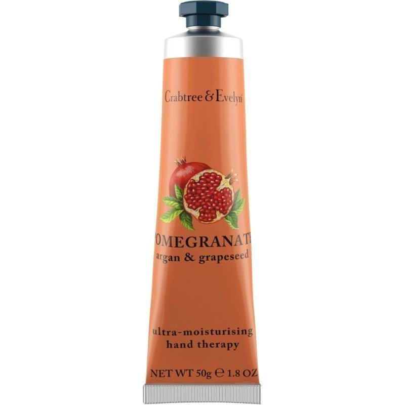 Crabtree & Evelyn Pomegranate Argan & Grapeseed Hand Therapy 50g