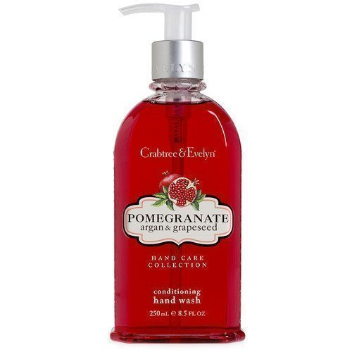 Crabtree & Evelyn Pomegranate Argan & Grapeseed Hand Wash