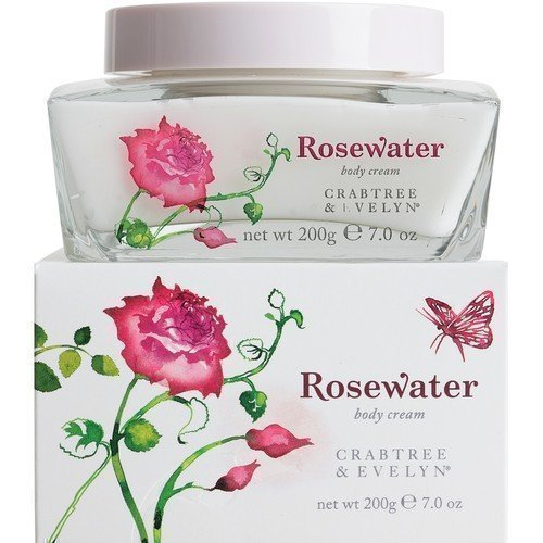 Crabtree & Evelyn Rosewater Body Cream