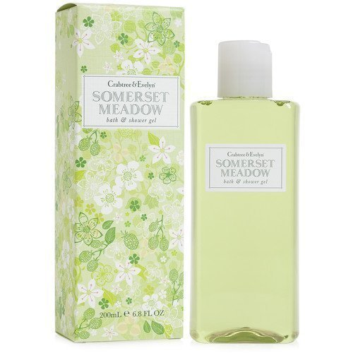 Crabtree & Evelyn Somerset Meadow Bath & Shower Gel
