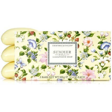 Crabtree & Evelyn Summer Hill Bath Soap