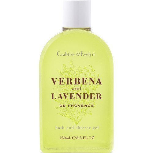 Crabtree & Evelyn Verbena & Lavender Bath & Shower Gel