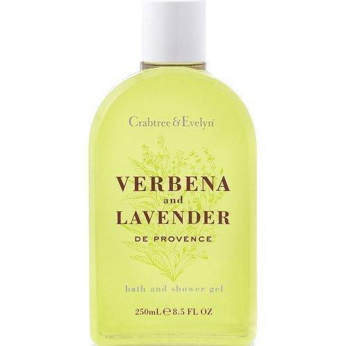 Crabtree & Evelyn Verbena & Lavender Bath & Shower Gel
