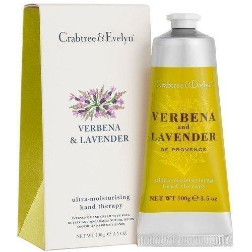 Crabtree & Evelyn Verbena & Lavender Ultra-Moisturising Hand Therapy