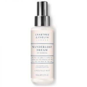Crabtree & Evelyn Wanderlust Dream Lifestyle Mist