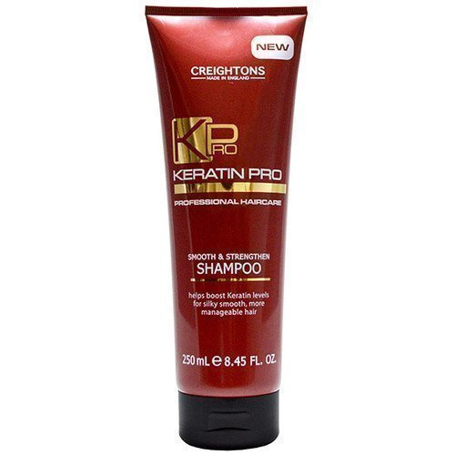 Creightons Keratin Pro Smooth & Strenghten Shampoo