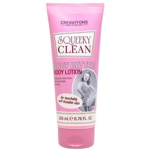 Creightons Squeeky Clean Body Better Body Lotion