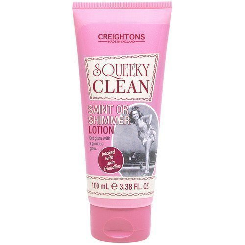 Creightons Squeeky Clean Saint or Shimmer Lotion