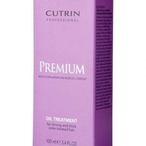 Cutrin Bio+ Premium Oil Treatment Öljyhoito 100 ml