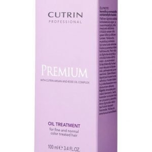 Cutrin Bio+ Premium Oil Treatment Öljyhoito 100 ml