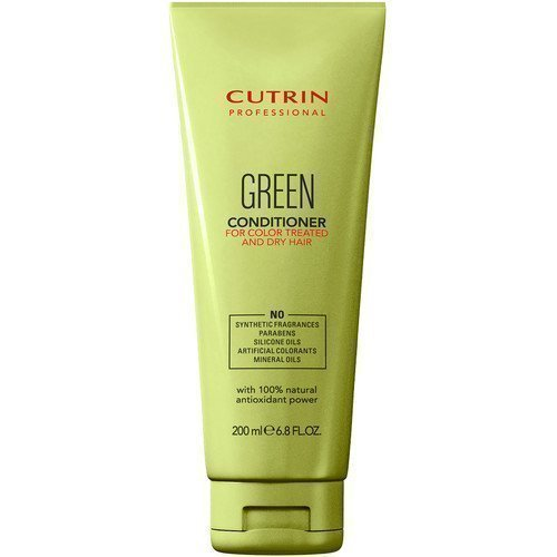Cutrin Green Conditioner Color Treated Hair