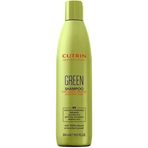 Cutrin Green Shampoo Color Treated Hair