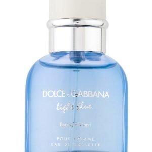 D&G Light Blue pour homme Beauty Capri edt 40ml