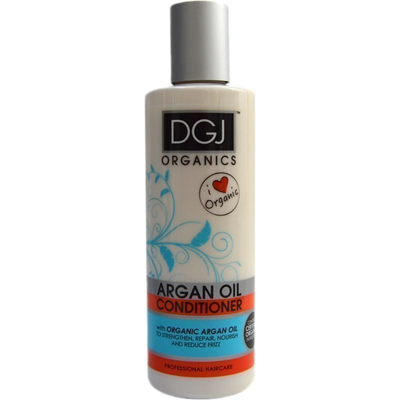 DGJ Organics Argan Oil Conditioner Argan Oil 250ml