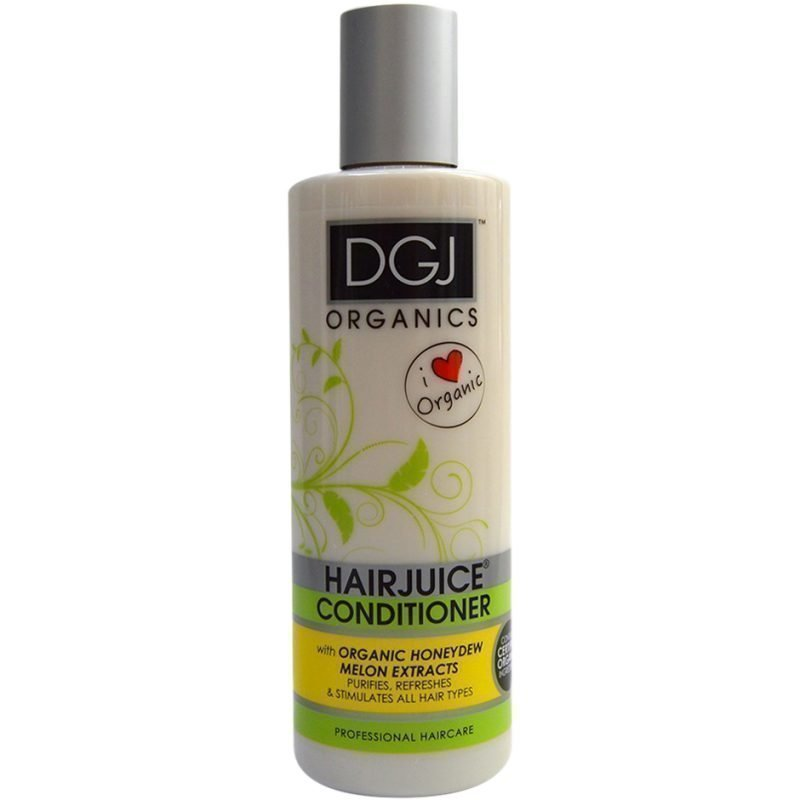 DGJ Organics HairJuice Conditioner Honeydew Melon 250ml