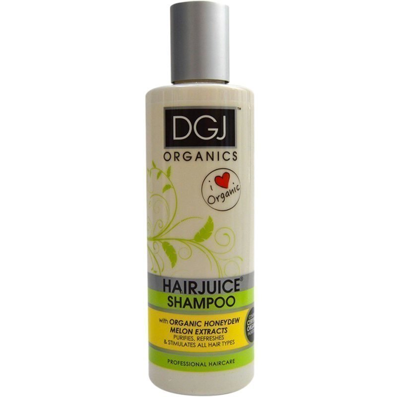 DGJ Organics HairJuice Shampoo Honeydew Melon 250ml