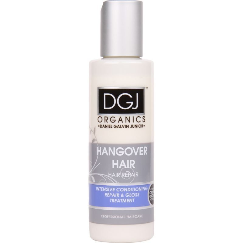DGJ Organics Hangover Hair Hair Repair Conditioning & Gloss Treatment 150ml