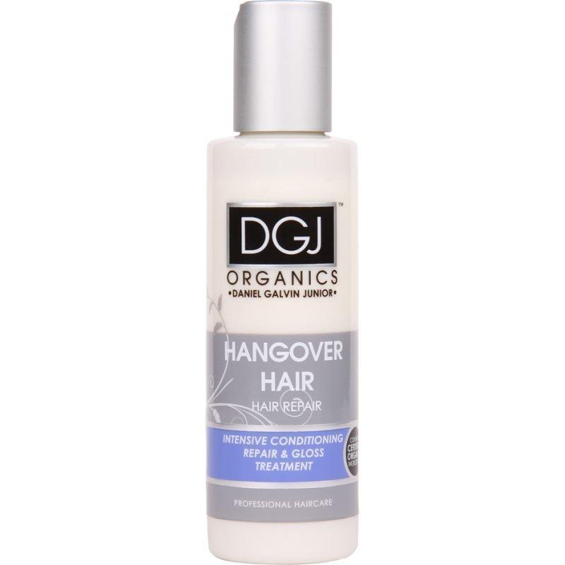 DGJ Organics Hangover Hair Hair Repair Conditioning & Gloss Treatment 150ml