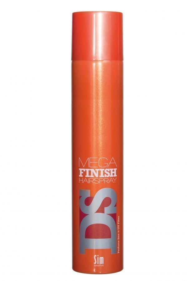 DS Mega Finish Hairspray 750ml