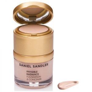 Daniel Sandler Invisible Radiance Foundation And Concealer Porcelain