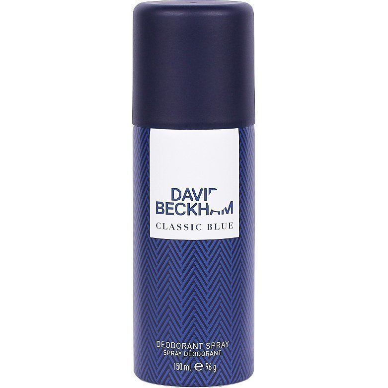 David Beckham Classic Blue Deospray Deospray 150ml