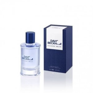 David Beckham Classic Blue Edt 40 ml Tuoksu