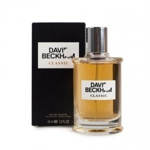 David Beckham Classic Edt 60 ml Tuoksu