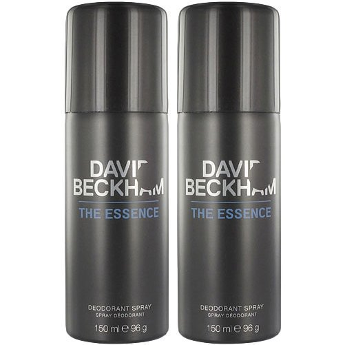 David Beckham Essence Duo 2 x Deospray 150ml