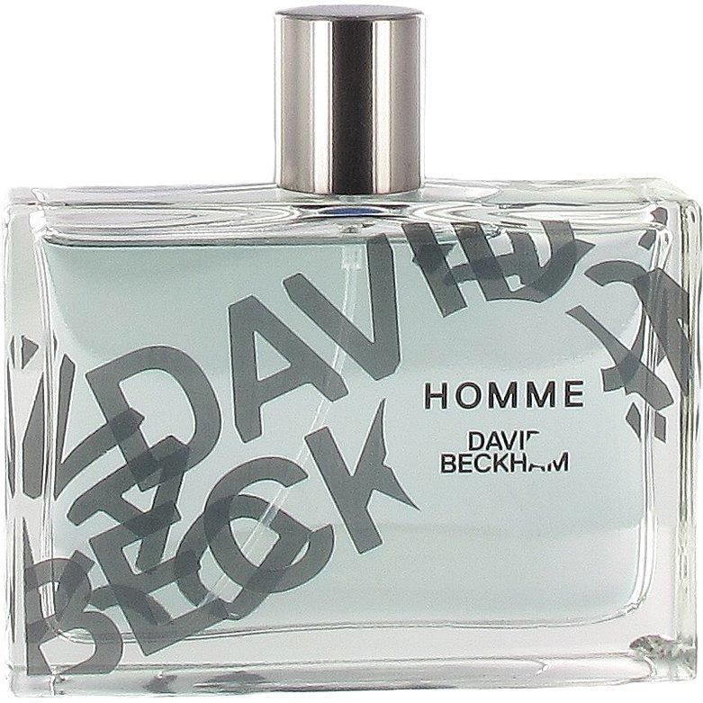 David Beckham Homme EdT EdT 75ml
