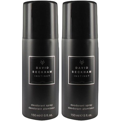 David Beckham Instinct Duo 2 x Deospray 150ml