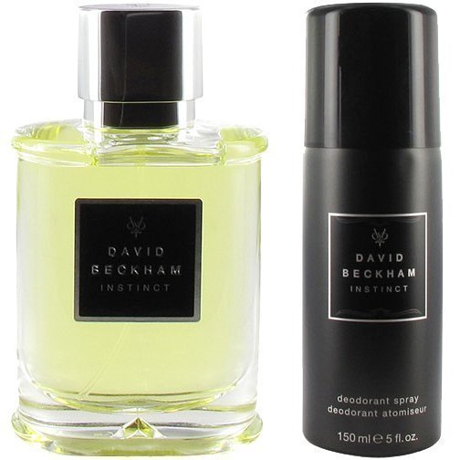 David Beckham Instinct Duo EdT 75ml Deospray 150ml