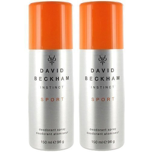 David Beckham Instinct Sport Duo 2 x Deospray 150ml