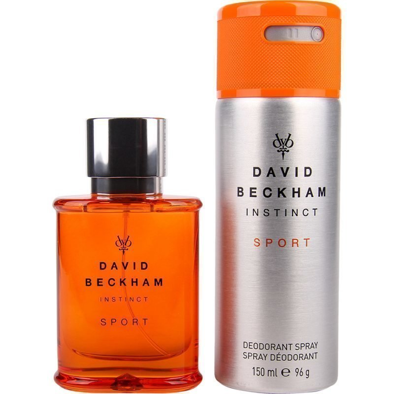 David Beckham Instinct Sport Duo EdT 50ml Deospray 150ml