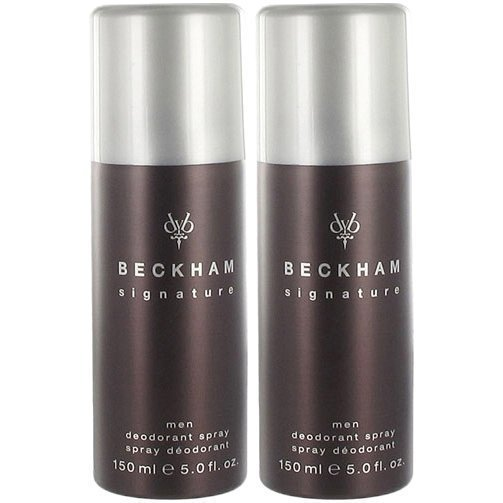 David Beckham Signature Duo 2 x Deospray 150ml