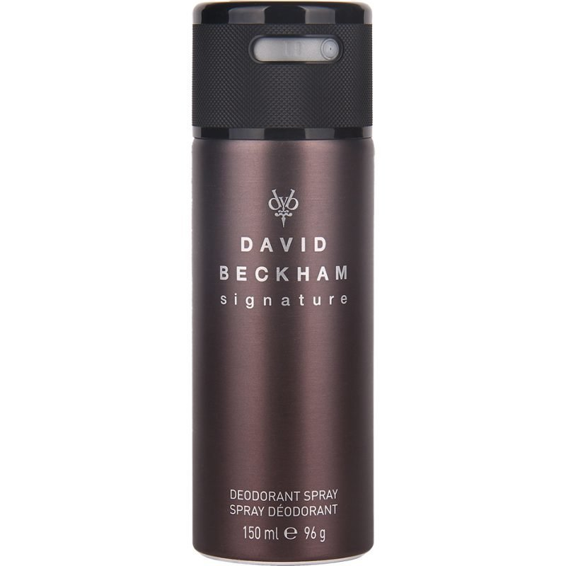 David Beckham Signature for Him Deospray Deospray 150ml