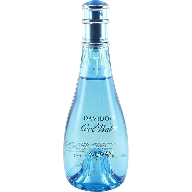 Davidoff Cool Water Woman EdT EdT 100ml