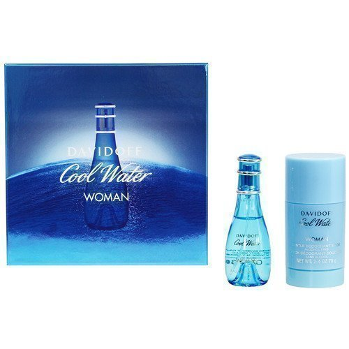 Davidoff Cool Water Woman EdT Gift Set