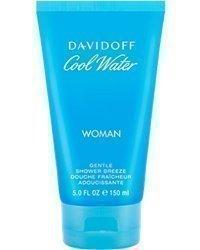 Davidoff Cool Water Woman Shower Gel 150ml
